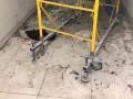 Взрыв в киевском ТРЦ: спасатели рассказали подробности
