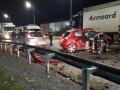 В лобовом столкновении авто под Львовом погибли три человека