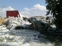 Во Львовской области столкнулись два грузовика, есть жертвы