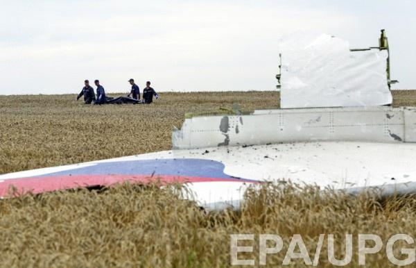 В Нидерландах не исключили ответственности Украины за крушение МН-17