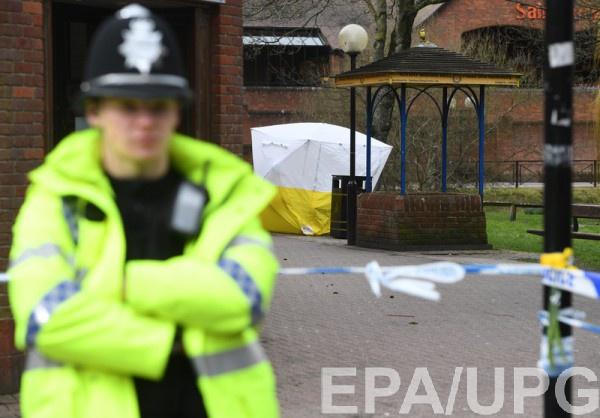 Химическая атака в 100 километрах от Лондона