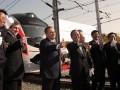 Первый скоростной корейский поезд будут доставлять в Украину по морю 45 дней