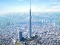 В Токио для посетителей открывается самая высокая телебашня в мире