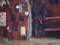 Стало известно состояние моряков из перевернувшегося танкера в Одессе