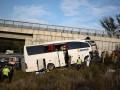 В ДТП с туристическим автобусом в Стамбуле погибли пятеро