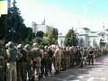Батальоны Донбасс и Киев-1 взяли в кольцо ВР из-за угрозы теракта (фото)