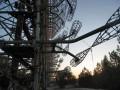 В Чернобыльской зоне разбился сталкер