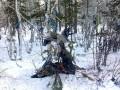 При крушении вертолета в России погибли четыре человека