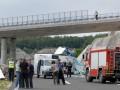 В Хорватии разбился чешский автобус: не менее семи человек погибли