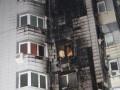 Погорельцы дома на Шулявке рассказали о том, как пережили пожар