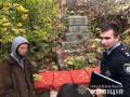 Разносил по городу черепа: В Николаеве задержали разорителя могил