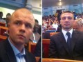 Открытие газетного форума в Киеве сопровождалось конфликтом между журналистами и госохраной