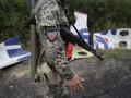 Путин: Расследованию крушения Боинга на Донбассе мешают украинские военные