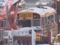 Авария со школьным автобусом в США: 42 пострадавших