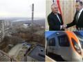 Итоги 12 апреля: Тиллерсон в РФ, остановка поездов под Киевом и взрыв в Донецке