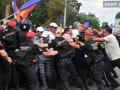 В Кишиневе полиция разогнала местный Майдан