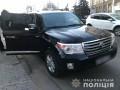Под Харьковом задержали угонщиков элитных авто