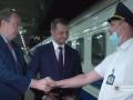С поезда Харьков-Ужгород сняли трех буйных пассажиров – Геращенко