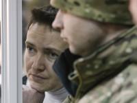 Савченко просит госохрану своей семье