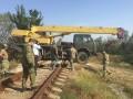 Перекрытие путей к Крымскому титану не повлияет на работу ведомства - Укрзализныця