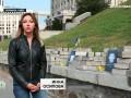 В центре Киева вновь заметили ТВ-пропагандистов из РФ