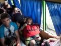 В России закроют все пункты размещения для беженцев из Украины