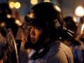 Протесты в Гонконге: четверо арестованы