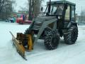 Из-за снегопада перекрыли дороги, десятки сел без света