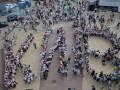 В Киеве прошел Мегамарш вышиванок