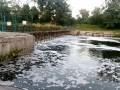 В Харькове дети играли на плотине: один мальчик погиб
