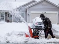 Три человека погибли из-за снегопадов в США