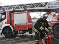 В Москве горел торговый центр: 650 человек эвакуировали