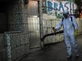 У двух бразильских губернаторов выявили коронавирус