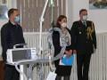 Украинские военные получили аппараты ИВЛ от Канады и ООН