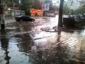 Мощный ливень затопил Одессу