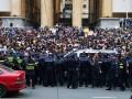 В Грузии происходят протесты из-за антинаркотических рейдов в клубах