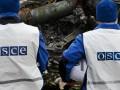 Наблюдатели ОБСЕ зафиксировали многочисленные обстрелы позиций сил АТО в районе Широкино