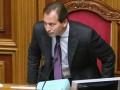Вице-спикер Томенко подал в отставку