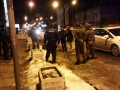 В Киеве пьяные беларусы подрались с охранником польского консульства