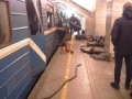 Взрыв в метро Санкт-Петербурга: опубликованы первые видео