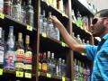 В магазинах Киева начали продавать алкоголь ночью