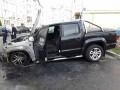 В Луцке подожгли автомобиль семьи нардепа