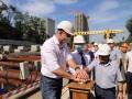 Кличко запустил проходческий комплекс для новой ветки метро