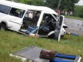 В Грузии перевернулся автобус с туристами: есть жертвы