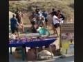 Отказались платить: В Крыму фотографы избили ногами туристов