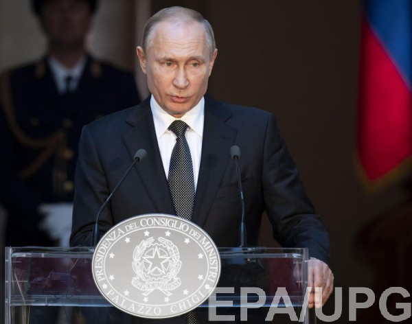 Путин отказался сообщить детали беседы  с Обамой