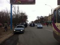 На месте ДТП с военными в Константиновке произошла новая авария