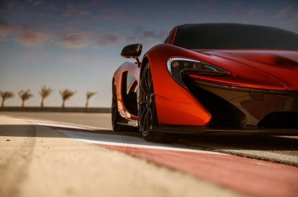 McLaren P1 получил двигатель V8 и электромотор общей мощностью 916 л.с.