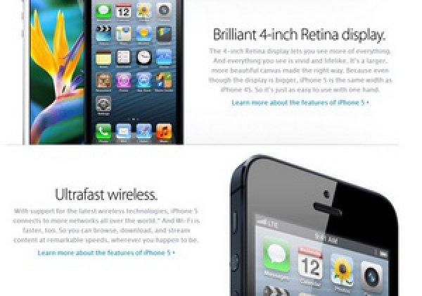 Apple iPhone 5 признан самым быстрым смартфоном в мире. Просмотреть все за