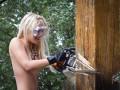 Известный производитель бензопил открестился от спонсорства FEMEN